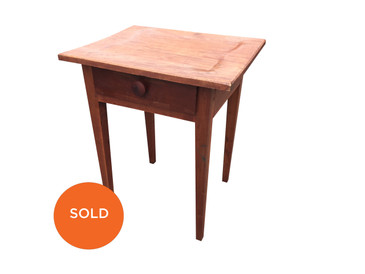 Small Work Table, Antique
