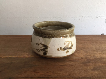 """Cooley"" Vintage Studio Pottery, Small Planter #1"