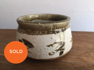 """""""Cooley"""" Vintage Studio Pottery, Small Planter #1"""