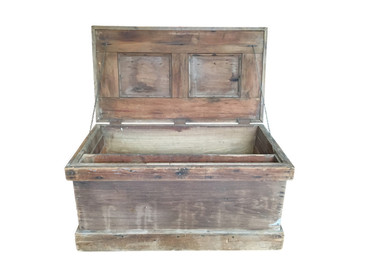 Carpenters Tool  Box or Chest, Antique