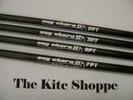 "Sky Shark 7 PT x 40"" Tapered Tubes"