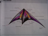 Prism Zephyr Lower Spreader Female