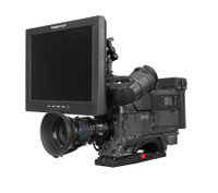 """Over Camera 12"""" Teleprompter"""