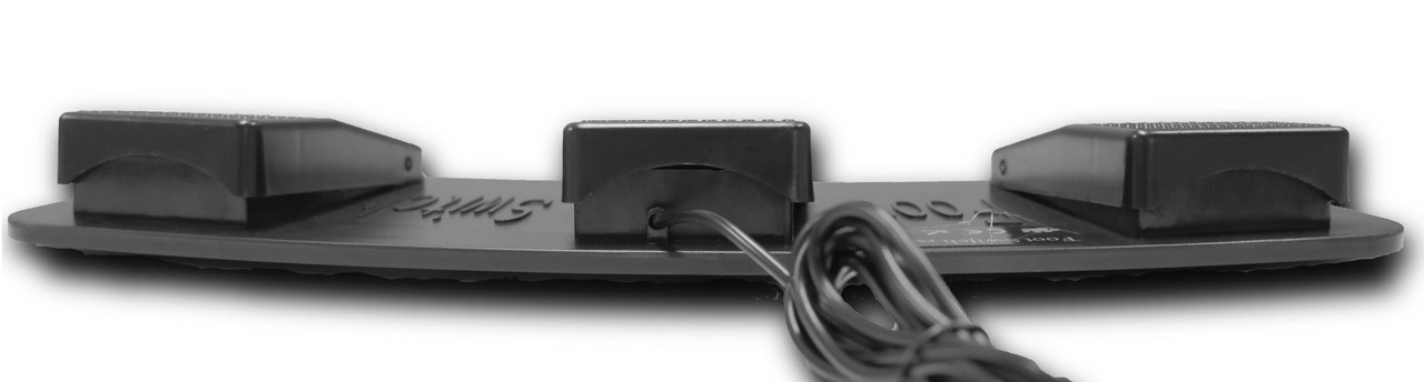 Foot Pedal Teleprompter - Prompter People Back