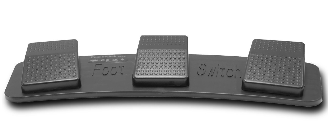 Foot Pedal Teleprompter - Prompter People