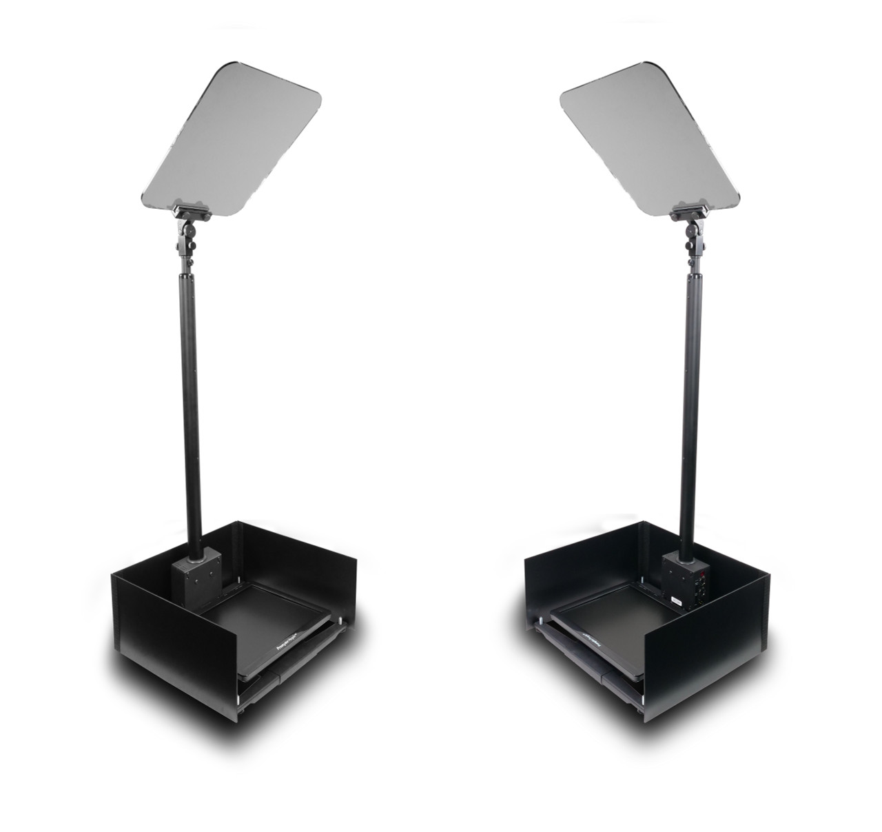 Presidential StagePro Auto-Stepper 15 Teleprompter AutoReversing HDMI Monitor