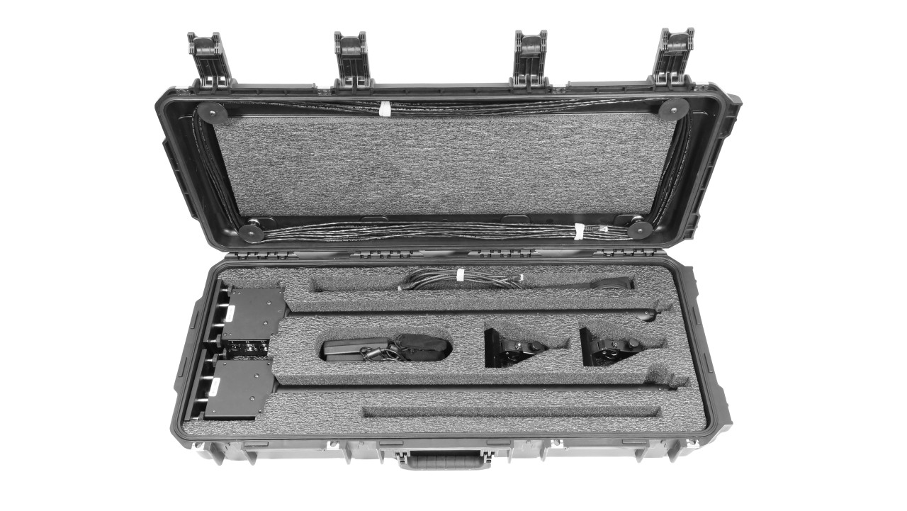 Presidential StagePro Auto-Stepper Case