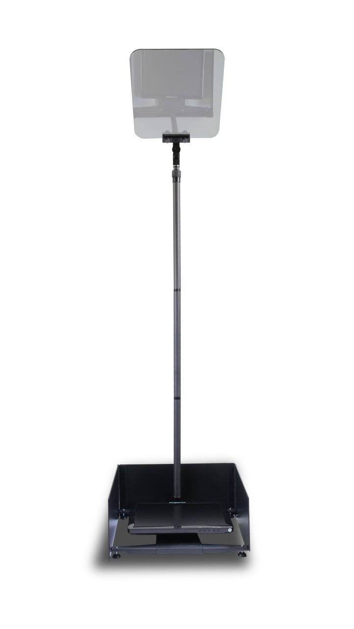"""Stage Pro Carbon Fiber - Stage and Speech Presidential Teleprompter - 15"""" Regular Monitor"""