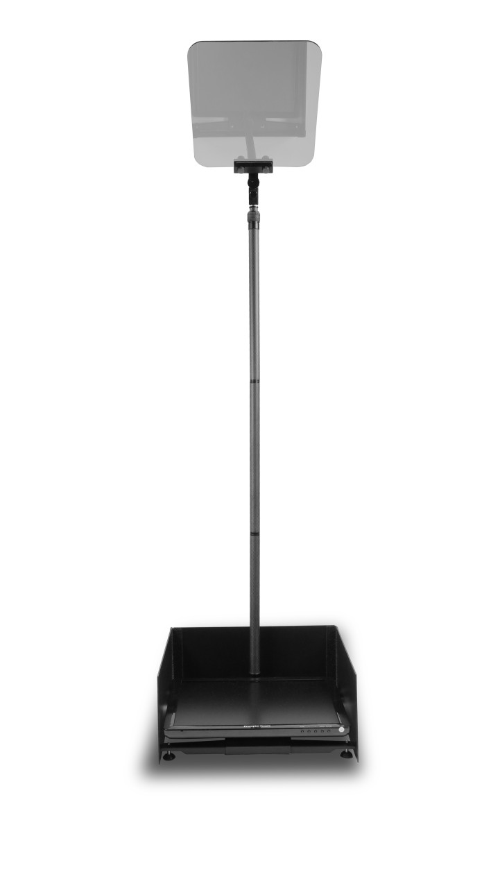 """Stage Pro Carbon Fiber - Stage and Speech Presidential Teleprompter - 19"""" Regular Monitor"""