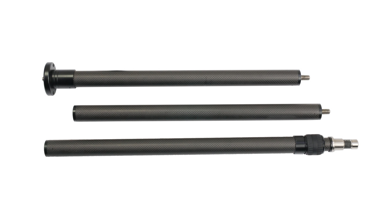 Stage Carbon Fiber Pro Break Apart Poles