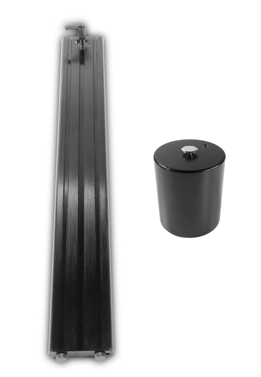 Plus Model Long Sled Add-on for plus models with Back Weight - International