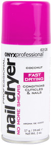 Onyx Professional Spray On Nail Polish Dry 2oz