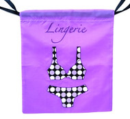 JetSet Polyester Travel Lingerie Bag