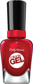 Sally Hansen Miracle Gel Nail Polish Rhapsody Red | iNeedBeauty.com