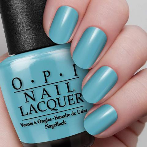 OPI Can't Find My Czech Book Nail Lacquer | iNeedBeauty.com