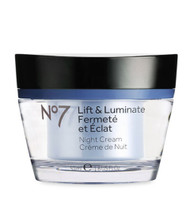Boots No7 Lift and Luminate Night Cream