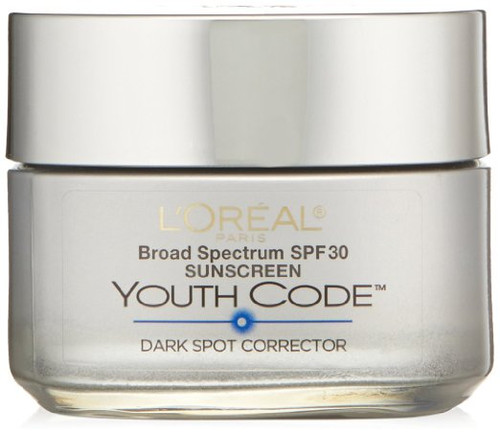 L'Oreal Paris Youth Code Dark Spot Corrector Facial Day Cream