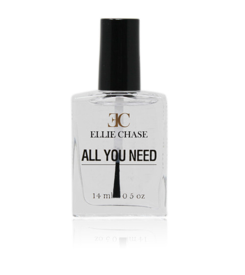 Ellie Chase All In One Top Coat & Base Coat 0.5 (All You Need)