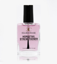 Ellie Chase Nail Strengthening & Growth Nail Polish Treatment With Horsetail Grass Extract, 0.5 Fl oz