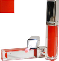 Ellie Chase LED Lighted Cherry Flavor Lip Gloss with Built in Mirror .21 oz