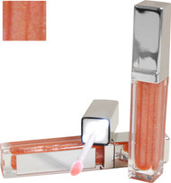 Prettylish LED Lighted Sugar Cookie Flavor Lip Gloss with Built in Mirror .21 oz