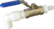 Replacement 1/2 Inch Stainless Steel Ball-Valve Outlet