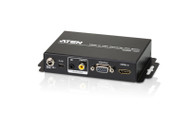 ATEN VC812: HDMI to VGA Converter with Scaler