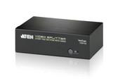 ATEN VS0102: 2-Port VGA Splitter with Audio