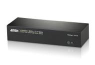 ATEN VS0104: 4-Port VGA Splitter with Audio