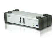 ATEN CS1912: 2-Port USB 3.0 DisplayPort KVMP™ Switch (Cables included)