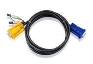 ATEN 2L-5203A: 3m Audio/Video KVM Cable