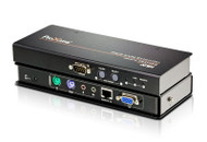 ATEN CE370: PS/2 KVM Console Extender/RJ45/CAT5,1000ft with Audio and RS232 Support