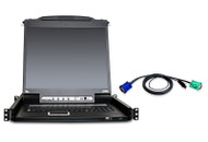 ATEN CL5716NUKit: CL5716N with 12 USB cables