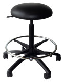 Drafting Counter Height Tall Chair Stool Heavy Duty 350 lbs Rating -RDS-100