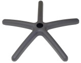 5 Star Office Chair Base Legs Pedestal Rated 350 lbs