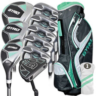 Ray Cook Ladies Gyro Complete Set Graphite *Left Handed*