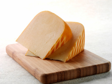 Smoked Gouda at Wisconsin Cheese Masters, Egg Harbor.