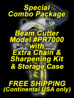 "12"" Beam Cutter PR-7000 Special Combo Package"