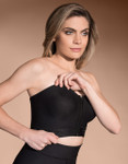 Marena Recovery BB seamless cup strapless bra (bottoms sold separately).