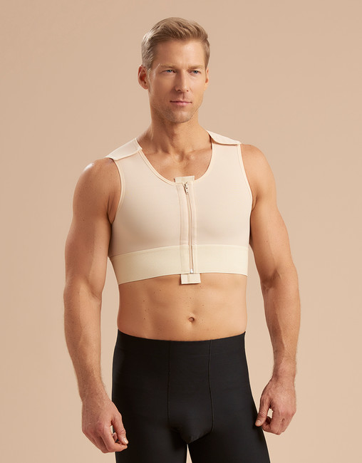 Marena Recovery MVS short compression vest (bottoms sold separately).