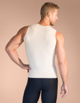 Marena Recovery MV sleeveless compression vest for men (bottoms sold separately).