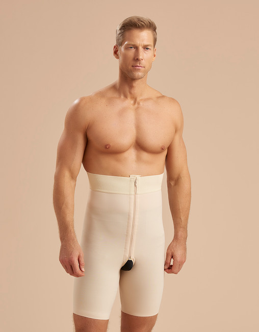 Marena Recovery MGS thigh-length girdle.