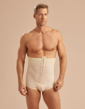 Marena Recovery MG brief length girdle.