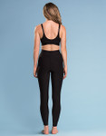 Marena Shape ME-601 compression leggings, seen here with the B09Z seamless cup bra with zipper (sold separately).