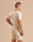 Marena Recovery MB/SS shortsleeve compression bodysuit.