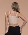 Marena Recovery BNRZ classic bra with inner pockets.