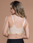 Marena Recovery B11 seamless cup bra with low back.