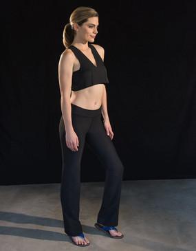 Marena Sport 202 compression yoga pants (top sold separately).