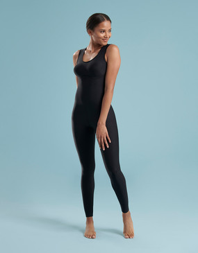 VA-02 | NEW FIT! VerAmor Sleeveless Compression Bodysuit