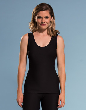 Marena Sport ME-802 easy-on compression tank (bottoms sold separately).